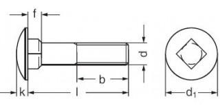 ŠR.Vrat. M5x50 Pz