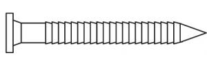 hřebík konvexní